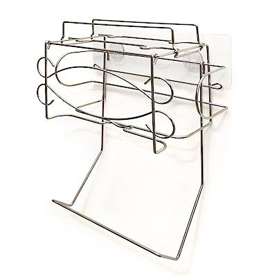 台灣製304不鏽鋼多功能面紙架