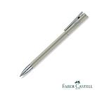 Faber-Castell SLIM NEO 銀灰白夾 鋼珠筆