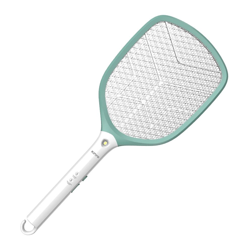 KINYO鋰電池充電電蚊拍CM3370