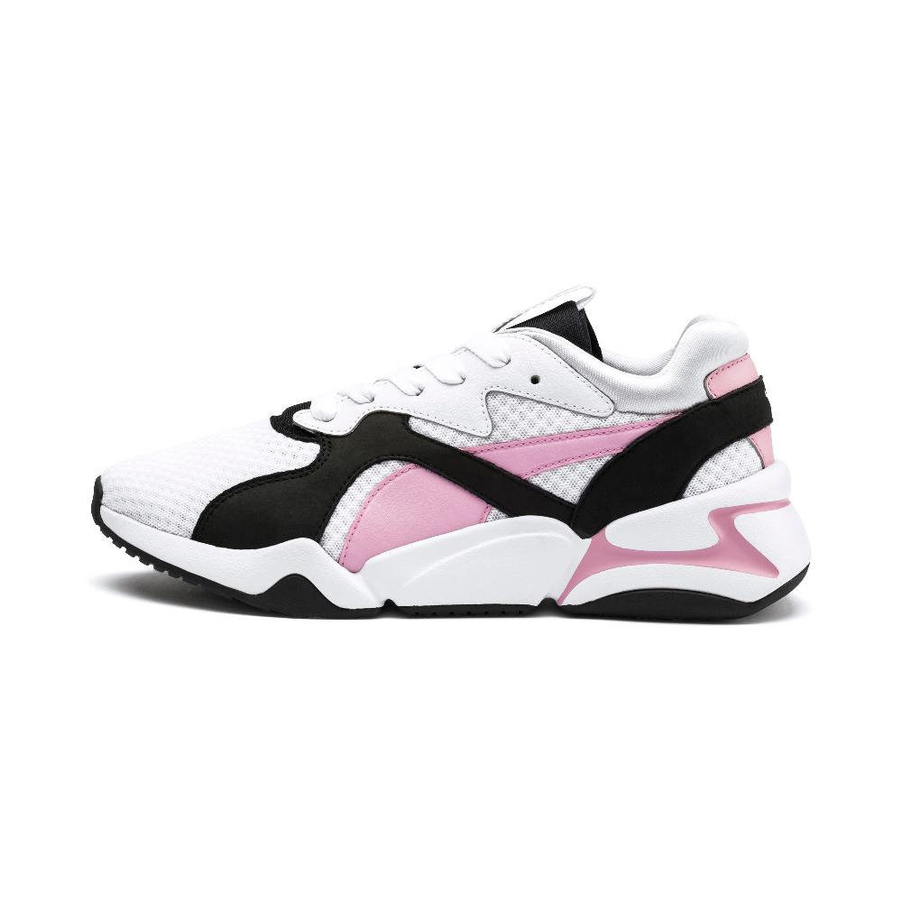 PUMA-Nova 90 s Bloc Wns女性慢跑鞋-白色 | 休閒鞋 |