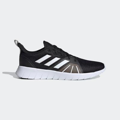 adidas 慢跑鞋 健身 訓練 運動鞋 男鞋 黑白 FW1676 ASWEEMOVE