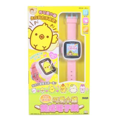 MIMI WORLD - 可愛小雞養成電子錶(中文進化版)