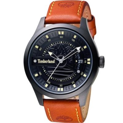 Timberland 天柏嵐 叢林之王時尚腕錶(TBL.15930JSB/02)46mm