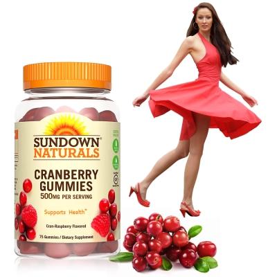 Sundown日落恩賜 50倍濃縮蔓越莓軟糖(75粒/瓶)