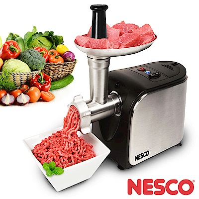 NESCO 家用型 多功能 電動絞肉機 FG-180