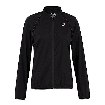 ASICS 女輕量外套(黑) 2012A587-001