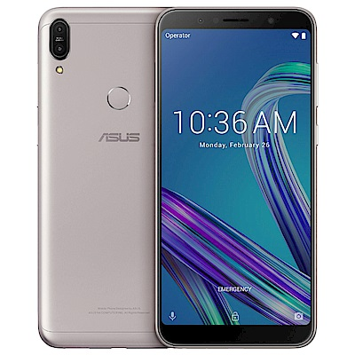 ASUS ZenFone Max Pro(6G/64G) 6吋八核大電量智慧型手機