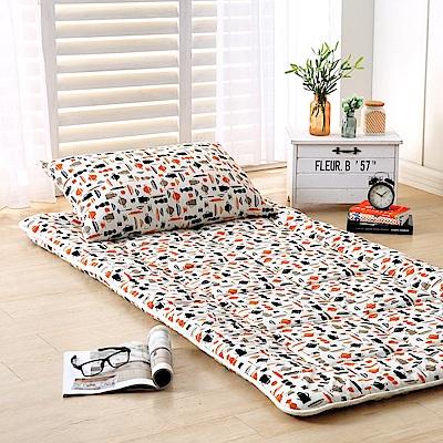 3D超柔日式床墊