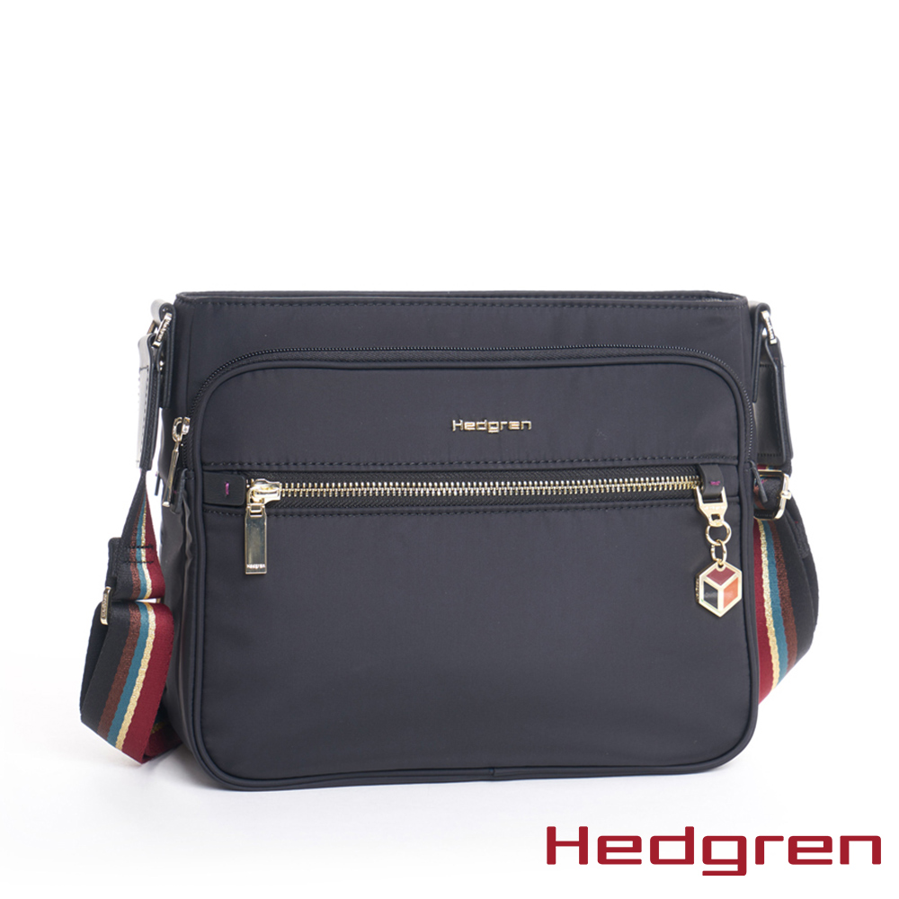 Hedgren 黑繽紛背帶斜背方包 - HCHMA 03 M MAGICAL