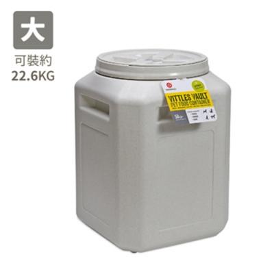 美國GAMMA2 抗菌防潮飼料桶-22.6kg (DK-14350)