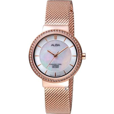 ALBA 璀璨新時尚腕錶(AH8496X1)30mm