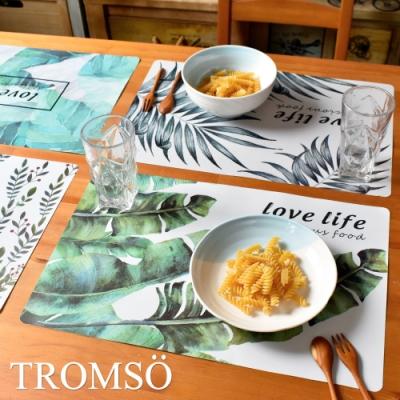 (六入組)TROMSO 花漾薄餐桌墊組