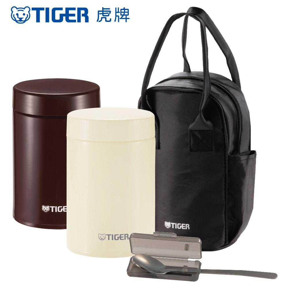 TIGER虎牌 750cc不鏽鋼真空食物罐(MCJ-A075_e) product image 1
