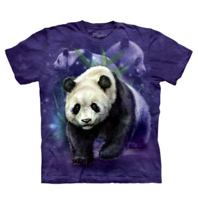 摩達客-自然純棉系列 熊貓群 T恤