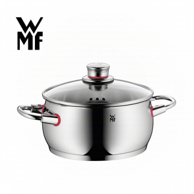 德國WMF QUALITY ONE 低身湯鍋(3.3L)(20CM)