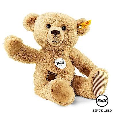 STEIFF德國金耳釦泰迪熊 Theo Teddy Bear(經典玩伴)