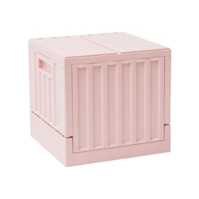 完美主義 方型貨櫃椅/收納椅/收納箱/玩具收納(4色)
