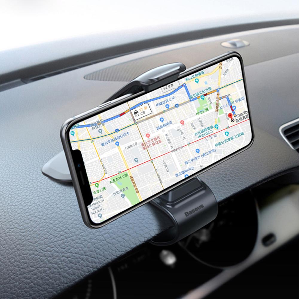 倍思 大嘴車用儀表板手機支架 導航支架 product image 1