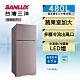 SANLUX台灣三洋 480L 1級定頻2門電冰箱 SR-C480B1B product thumbnail 1
