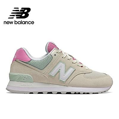 New Balance 復古鞋_女性_灰色_WL574SAO-B
