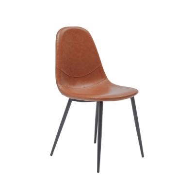 完美主義 復古風皮革餐椅/楓木椅/電腦椅/化妝椅(4色)