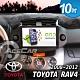 【奧斯卡 AceCar】SD-1 10吋 導航 安卓  專用 汽車音響 主機 (適用於豐田 RAV4 08-12年式) product thumbnail 1