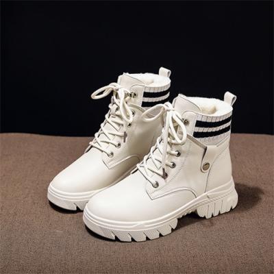 韓國KW美鞋館-高貴質感短靴運動休閒鞋(共2色)