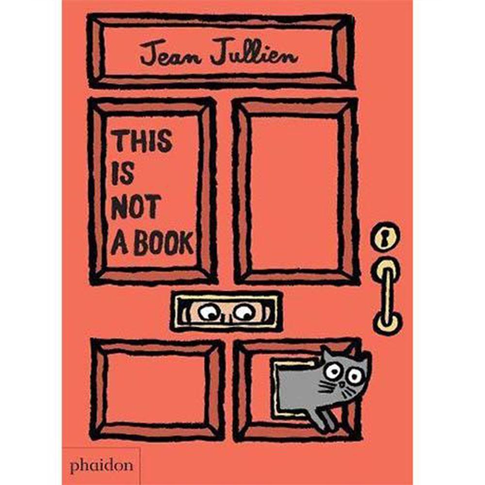 This Is Not A Book 這不是書硬頁書
