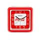 SEIKO 精工 / 可口可樂 滑動式秒針 靜音 LED照明 貪睡鬧鈴 方形鬧鐘-紅色 product thumbnail 2