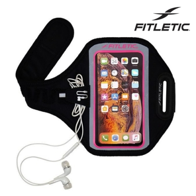 Fitletic Forte Plus觸控手機臂套FP10 / 粉色