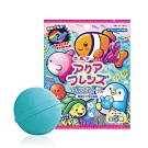日本NOL-可愛海洋動物入浴球6入(附可愛公仔/聖誕禮物/交換禮物)