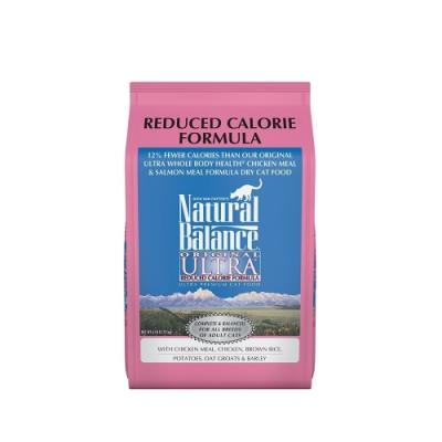 Natural Balance 特級成/老貓低卡調理配方 6LBS/2.72kg