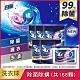 白蘭 4X酵素極淨洗衣球_1盒5補(共168顆)-廠 product thumbnail 2