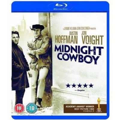 午夜牛郎 Midnight Cowboy  藍光 BD