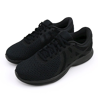 NIKE REVOLUTION 4 女慢跑鞋 908999002 黑