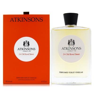 ATKINSONS 24 OLD BOND STREET VINEGAR 24號經典香氛水100ML