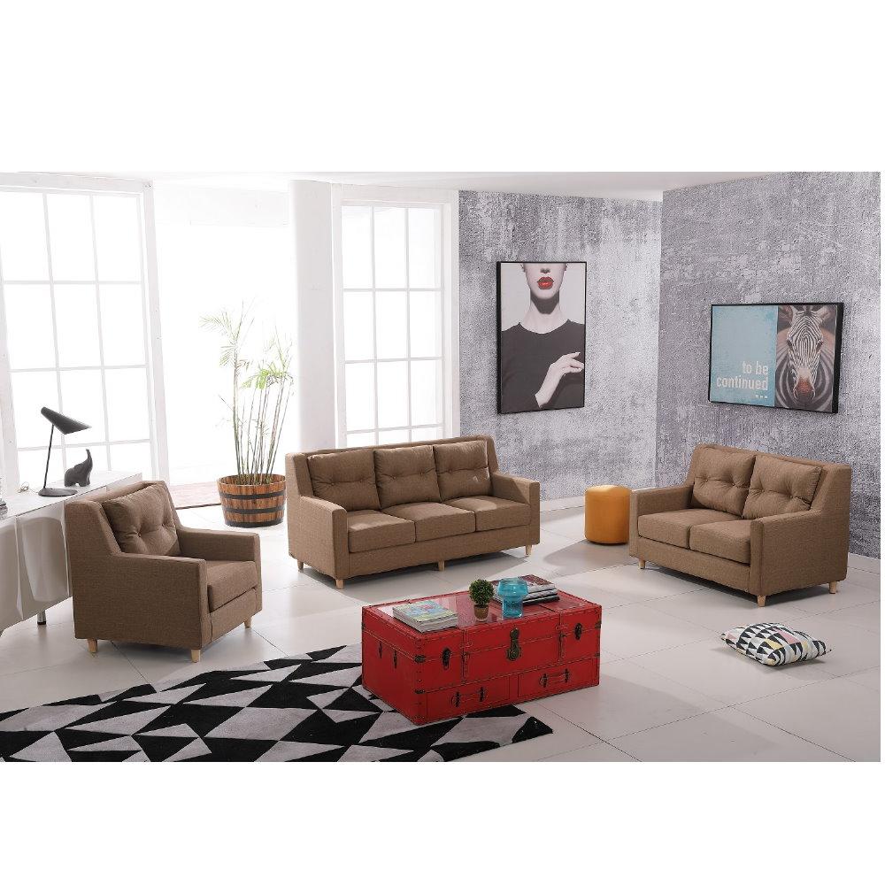 MUNA艾理斯1+2+3布沙發(全組)   180X85X90cm