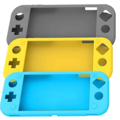 Nintendo任天堂 Switch Lite專用 柔軟TPU矽膠主機保護套