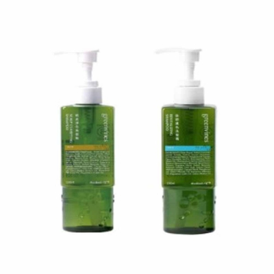 綠藤生機 頭皮淨化洗髮精 強韌護色洗髮精250ml