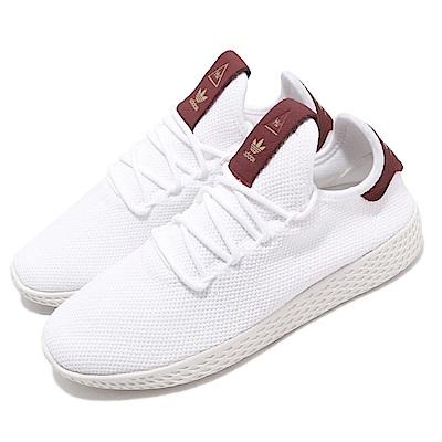 adidas 休閒鞋 PW Tennis Hu 穿搭 女鞋
