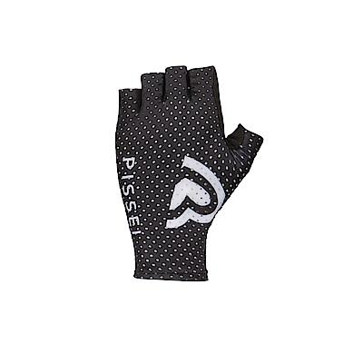 【PISSEI】ONEGA GLOVES-NERO/NERO競技型超輕量手套
