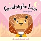 A Magic Torch Book:Goodnight Lion 獅子說晚安趣味膠片書 product thumbnail 1