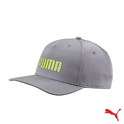 PUMA CAP 男運動帽 灰 021430 03