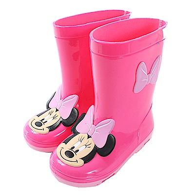 迪士尼米妮長筒雨靴 sk0572 魔法Baby