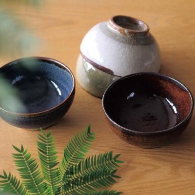 日本 MEISTER HAND EN 茶碗 2色