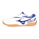 MIZUNO CROSSMATCH PLIO EV 男桌球鞋-乒乓球 白藍