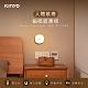 KINYO 電池式磁吸LED人體感應燈-黃光 product thumbnail 1