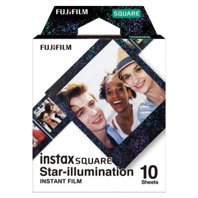[2盒裝]FUJIFILM instax SQUARE 方形底片(星光 / 星空)