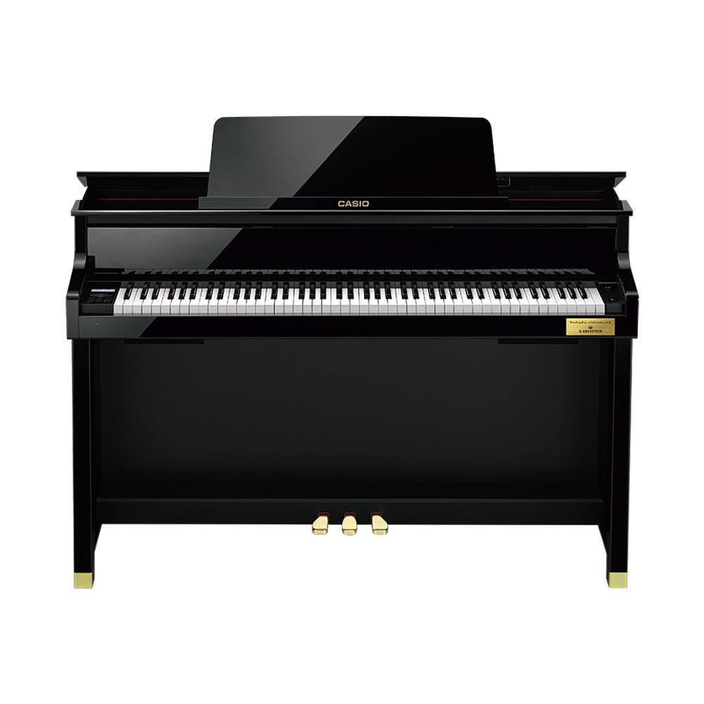 [無卡分期-12期]CASIO卡西歐原廠Grand Hybrid類平台鋼琴GP-500