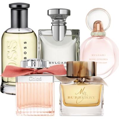 CHLOE/寶格麗/BURBERRY/D&G★品牌香水均一價1314(多款任選)